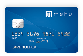 MEHU Virtual Debit Card